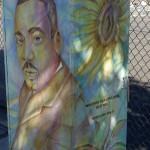 South facing MLK Signal box