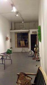 Margie Darrow Studio back to front photo