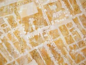 ghost map painting cholera epidemic